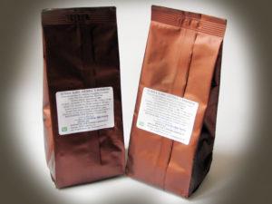 2 упаковки зеленого кофе с имбирем