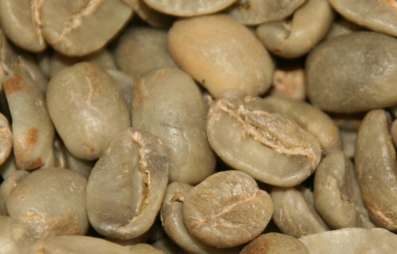 кофе зеленый гранулированный растворимый