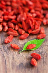 Красивое фото ягод годжи
