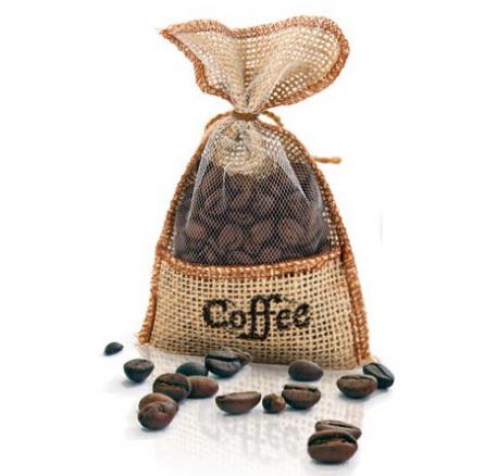 Кофе мешочек пористый